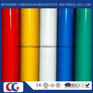China Warning Reflective Film in Different Colors pictures & photos