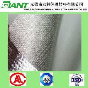 Resistant Flame Retardant Fiberglass Cloth Aluminum Foil Tape pictures & photos