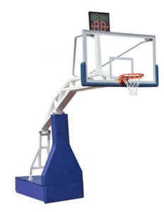 Customized Hydraulic Basketball Stand Adjustable Basketball Hoop pictures & photos