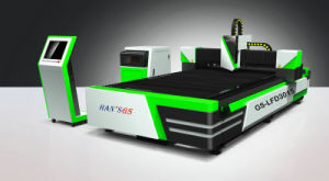 High Performance Fiber Laser Cutter for Stainless Steel pictures & photos