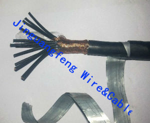 Kvv22 PVC Insulated and Sheathed, Steel Tape Armored Control Cable pictures & photos