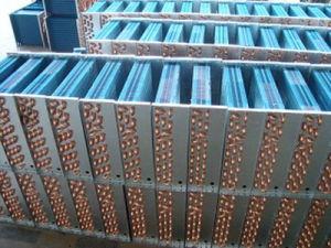 Copper Tube Copper Fin Heat Radiator pictures & photos