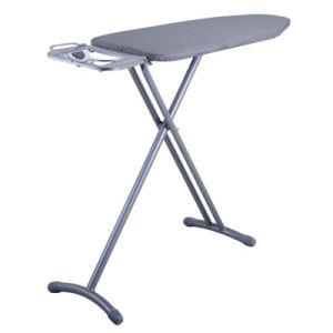 Hotel Foldable Iron Board Ironing Board with Adjustable Height pictures & photos