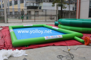 Portable Inflatable Car Wash Pad pictures & photos
