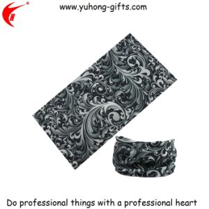 Wholesale Semless Scarf Buff for Sports (YH-HS039) pictures & photos