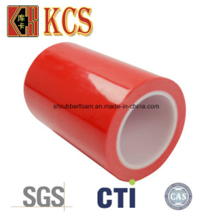 Red From Type Paper Black Acrylic Vhb Foam Tape pictures & photos