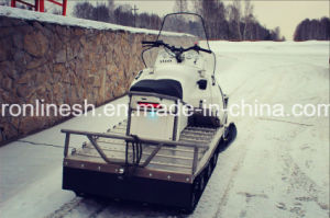 1500cc Automatic Snowmobile/Snow Mobile/Snow Sled/Snow Ski/Snow Scooter with Utility Rear Carrier Rack, Ce pictures & photos