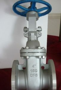 . High Quality of ANSI Standard Gate Valve