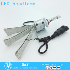 New R4 3600lm Auto LED Lamp Headlight Kit H4 H7 D1s D2s D3s Car LED Light H8 H11 9005 9006 Hb3 Car D4s LED Headlights for Car