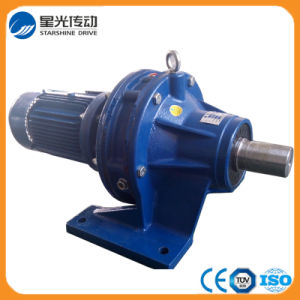 High Quality Cycloidal Pinwheel Speed Reducer with 1: 17 Ratio pictures & photos