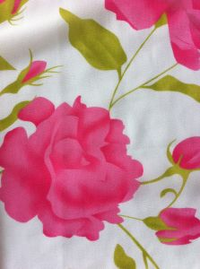 100% Polyester Printed Chiffon Dress Fabric/Printed Silk Chiffon Dress Fabric pictures & photos