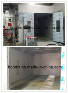Hot Sales Used Spray Booth for Sale with Good Price pictures & photos