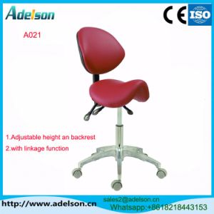 Matel Base Dental Chair Doctor Stool for Dentists pictures & photos