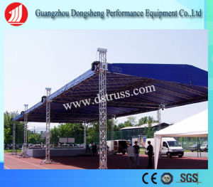 Big Outdoor Lighting Exhibition Stage Lighting Roof Event Trade Show Screw Box Light Truss pictures & photos