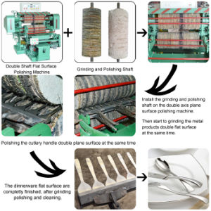 Wholesale Cutlery Metal Automatic Polishing Machine pictures & photos