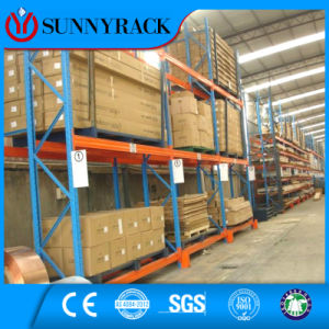 China Nanjing Factory Warehouse Storage Dexion Type Pallet Rack pictures & photos