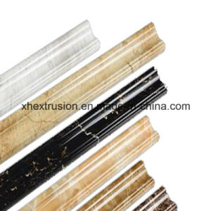 PVC Imitation /Artificial Marble Profile Extrusion Production Line pictures & photos