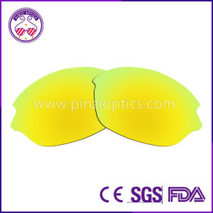 Tac Polarized Sunglass Lenses with High Quality Revo Mirror Coatin pictures & photos