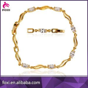 Beautiful Luxury Jewelry High Quality Pretty 18k Fashion Bracelet pictures & photos