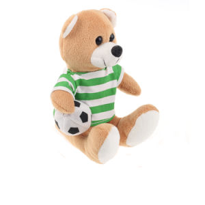 High Quality Plush Stuffed Toys Custom Bears Supplier pictures & photos