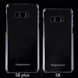 White|Black|Transparent PC Phone Case for Samsung S8 Plus pictures & photos