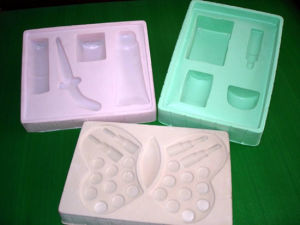 Plastic Plate Making Machine (Model-500) pictures & photos