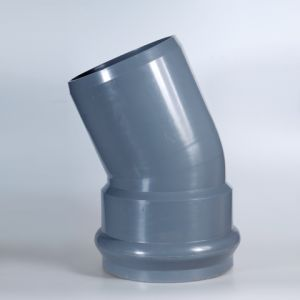 Rubber Ring Fittings- Faucet Elbow 45 &Deg (M/F) ; pictures & photos