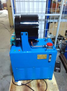 Good Quality Hydraulic Hose Crimping Machine pictures & photos