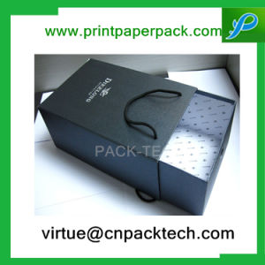 Perfect Handhold Paper Cosmetic/Jewelry Paper Box for Packaging pictures & photos