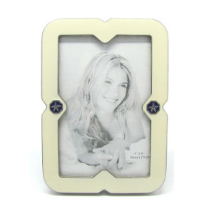Best Selling Products Wedding  Gift Metal Photo Frame Hx-1854 pictures & photos