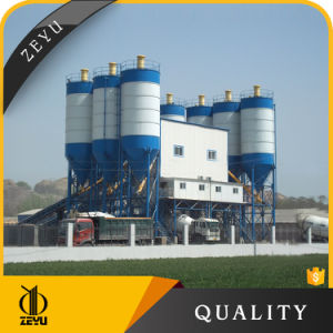 Hls180 Concrete Batching Plant Made in China pictures & photos