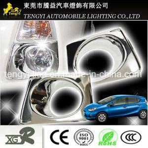 Auto Car Fog Light Chrome Plating Cover for Toyota Vellfire Aqua Alphard pictures & photos
