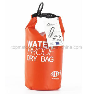 Ultralight Outdoor Travel Waterproof Dry Bag Portable Hiking River Rafting Swimming Small 2L Dry Bags pictures & photos