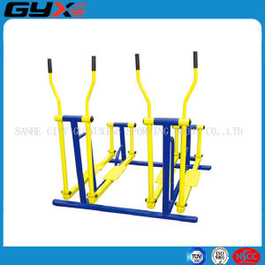 Outdoor Gymnastic Equipment- The Rambler (Double) (GYX-L36) pictures & photos