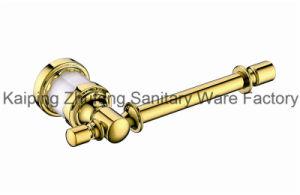 New Design Zf-560 Single Towel Bar Jade Bathroom Accessory pictures & photos