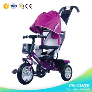 2017 New Model Multifunctional Baby Tricycle Kids Stroller Children Tricycle Bike pictures & photos