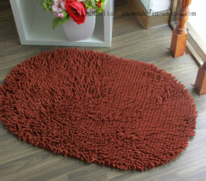 Anti Slip Base High Quality Chenille Long Pile Flooring Carpets pictures & photos
