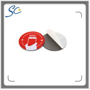 Factory Price ISO14443 13.56MHz Anti-Metal RFID Sticker pictures & photos