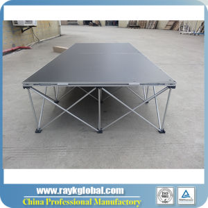 High Quality Mobile Stages Plywood Stage Folding Stage for Sale pictures & photos