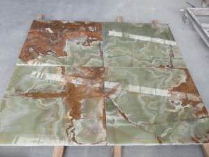 Green Onxy Slab/Tile Onyx Slabs pictures & photos