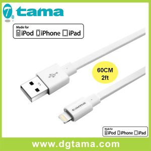 60cm USB Cable Mfi Cable with 8pin Lightning Connector for Apple pictures & photos