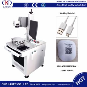 UV Laser Engraving Machine for All Kinds Material pictures & photos