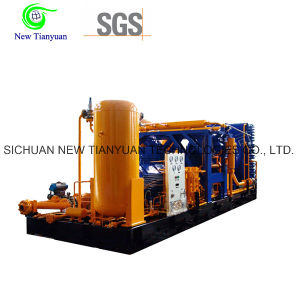 Small Compact Design Natural Gas Compressors for Sale