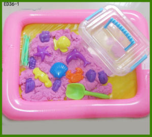 Moving Sand for Children Educational Toys Magic Sand Dynamic Sand pictures & photos