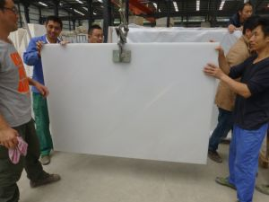 Royal White Marble Pure White Marble pictures & photos