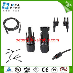 Solar PV System Waterproof IP67 Mc4 Connector pictures & photos