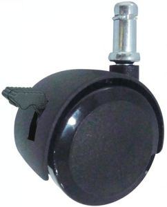 Casters for Home Furnitures Chairs 1.5 Inch Wheels
