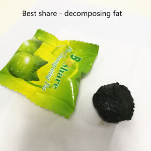 GMP Standard Factory OEM/ODM Private Label Decomposing Fat Detox Plum pictures & photos