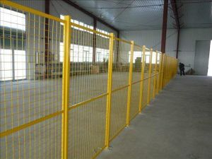 Galvanized 42 Micron Corrosion Form Australia Temporary Fence pictures & photos