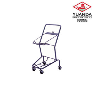 Good Quality Powder Basket Trolley pictures & photos